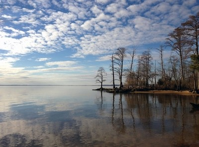 Reflections of the James River