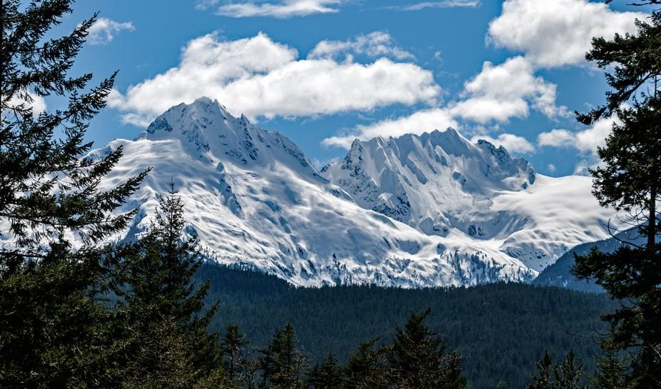 Alpha and Serratus Mountains