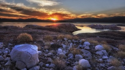 Lake Mead Sunrise