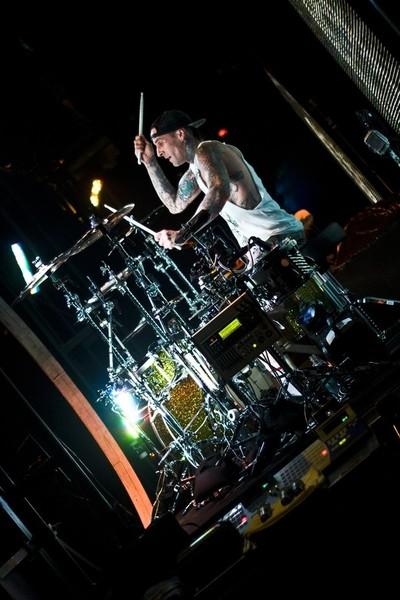 Travis Barker - Houston, TX - I'm Still Music Tour