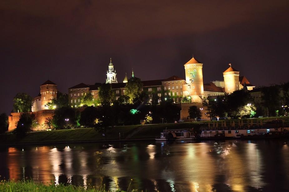 Castel Wawel Krakow Poland