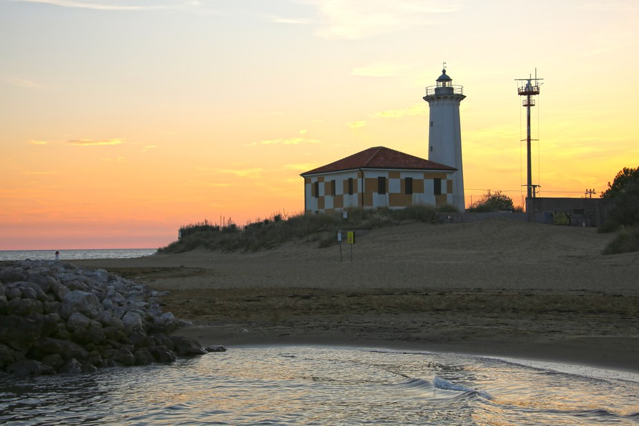 Bibione's Lighthouse ( Italy)