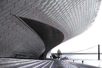 MAAT - Museum of Art, Architecture and Technology - Lisbon Portugal