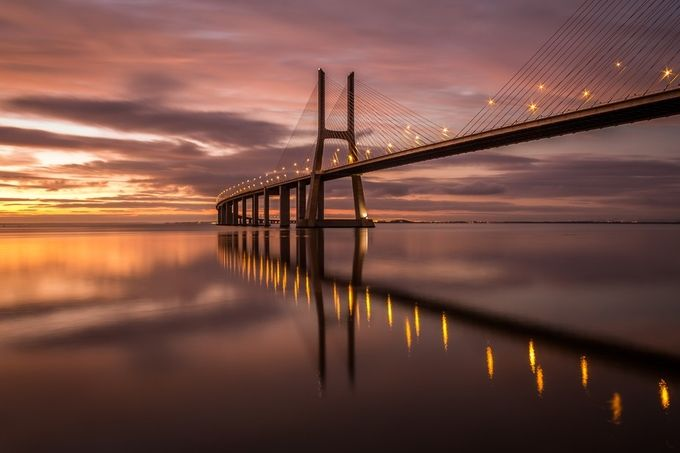 The Bridge by Ricardo_Mateus - Night Wonders Photo Contest