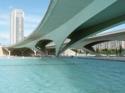 Bridge with attitude
