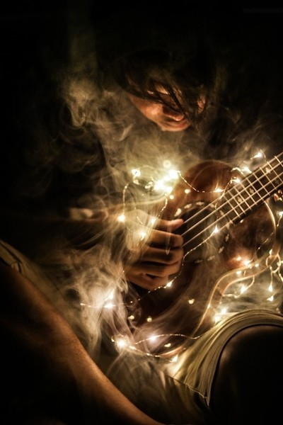 Let the music take over your soul