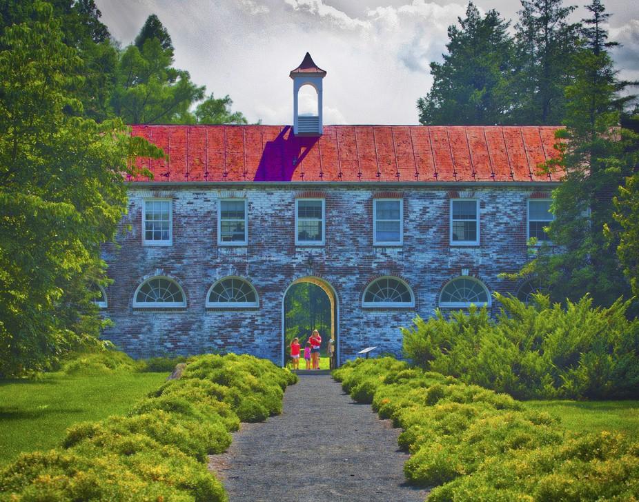 Univ. of Virginia Arboretum offices