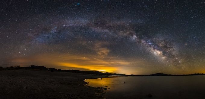 Ash Meadows Wildlife Preserve by FlorendoStudioArts - Fish Eye And Wide Angle Photo Contest