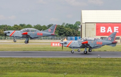 Polish Air Force PZL-130 Turbo Orlik '' Team Orlik ''