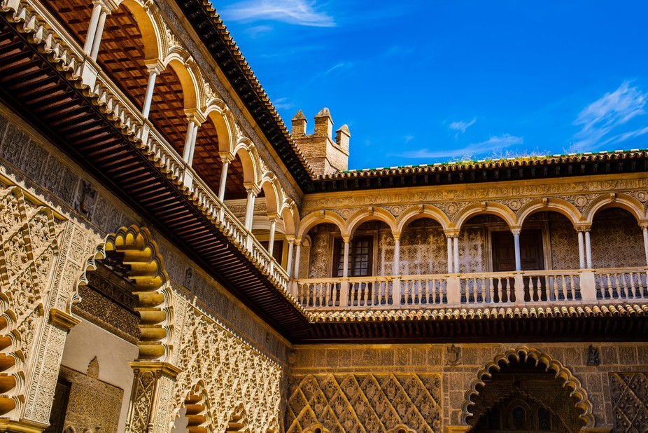 Picture taken in Sevilla, Spain