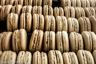 Macaroons at Bottega Louie - Downtown Los Angeles