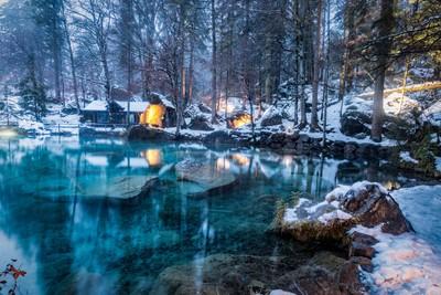 Naturpark Blausee