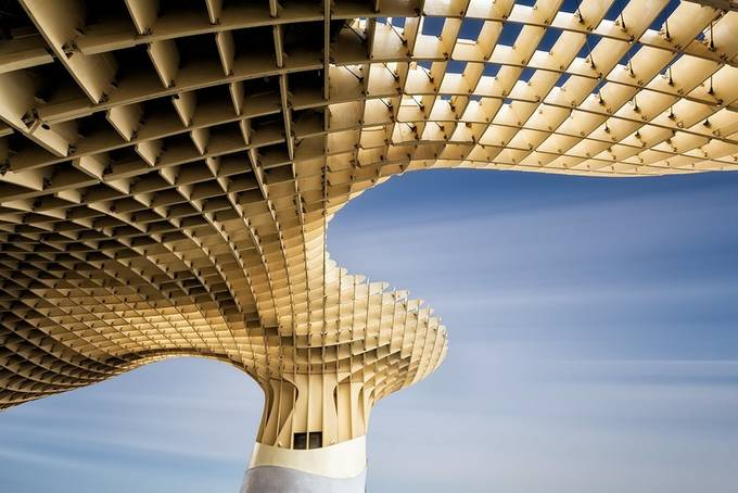 Sevilla (Spain) by Dolcefoto - Simple Architecture Photo Contest