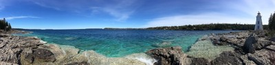 Tobermory, ON. CAN.