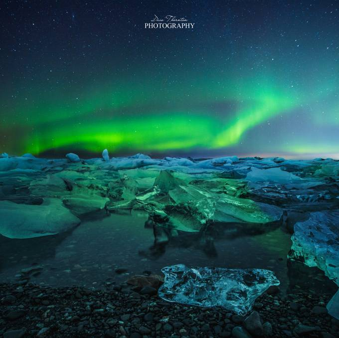 The Magic of Jokularsalon by DaveThorntonPhotography - Image Of The Month Photo Contest Vol 22