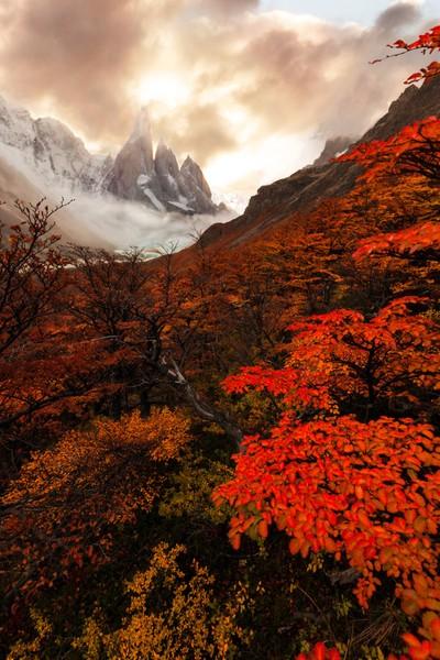 Where Mountains Rise