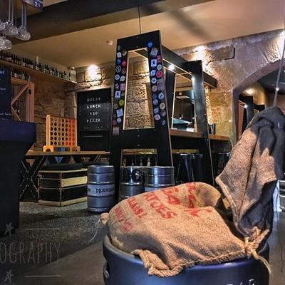 A quiet day for a Sunday sesh #sundaysesh #beers #craftbeer #sundays #discovertasmania #tasmaniagram #hobartandbeyond #instatassie #tassiepics #tassie #hobart #southerntasmania  #tassiestyle #australiagram #focusaustralia #ig_discover_australia #australia