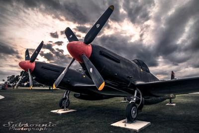 F-82F Twin Mustang
