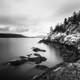 Shore Pine Point in Lighthouse Park just outside of Vancouver British Columbia in Canada. Got my filters on and some long exposures during an ove...