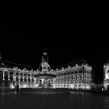 Place de la Bourse, Bordeaux