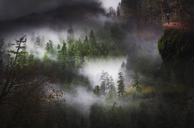 Eagle Creek by shane_gregory_ - Creative Landscapes Photo Contest vol3