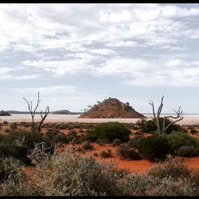 Lake Ballard, Western Australian Outback