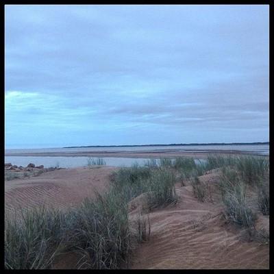 #onslowwa #ocean #sea #sanddunes #blueskies #australia  #westernaustralia #thisiswa #serenity #landscape #scenery #view