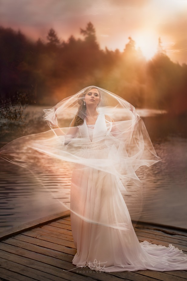DreamVeil by outlitephotography - Here Comes The Bride Photo Contest