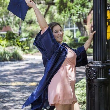 Tampa University. Senior Graduation photoshoot. Canon EOS5D MarkII, Canon L series 24-105 f4, RightStuff Lbracket, Lexar memory, Speedlite 430EZ.