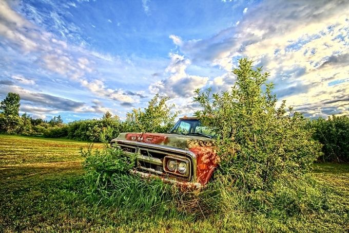 GMC truck by Oeriv - Trucks Photo Contest