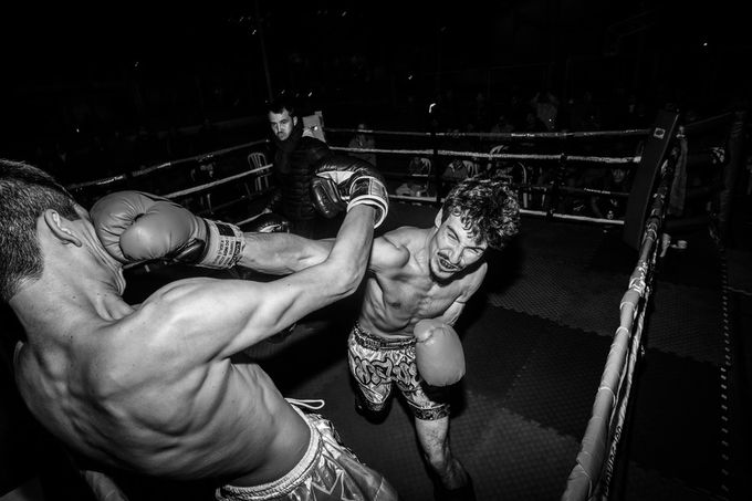 fight night by pedropulido - Gloves Photo Contest