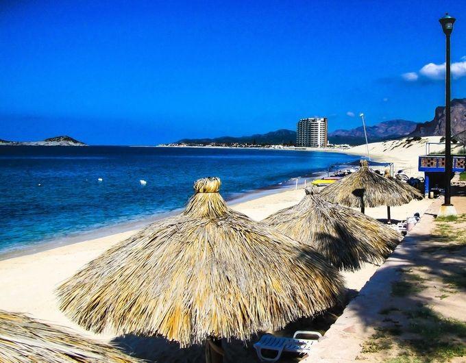 Playa de Los Algadones