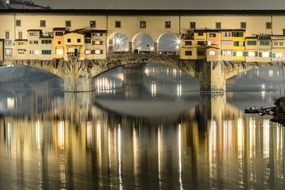 Ponte Vecchio Bridge Shops