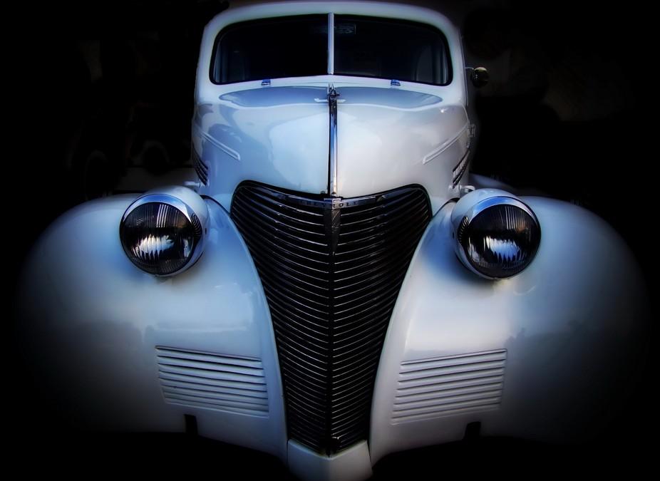 Shot at an vintage car show in Meridian, Idaho