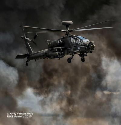 AAC WAH-64D Longbow Apache