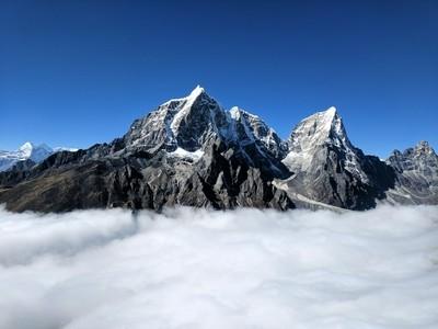View from Nangkartshang Peak