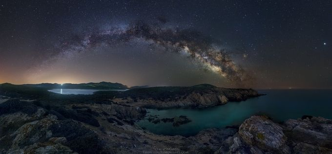 The peninsula by wildlifemoments - The Milky Way Photo Contest