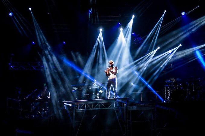 Jason Derülo - Mawazine Festival 2014 by aminefassi - On Stage Photo Contest