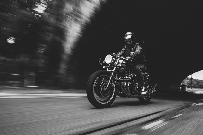 Honda CBX Cafe Racer by TheLucidTruth - A Road Trip Photo Contest