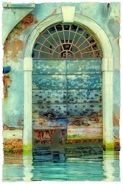 The Wabi Sabi Door