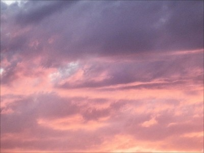 29.4.1987: au coucher du soleil