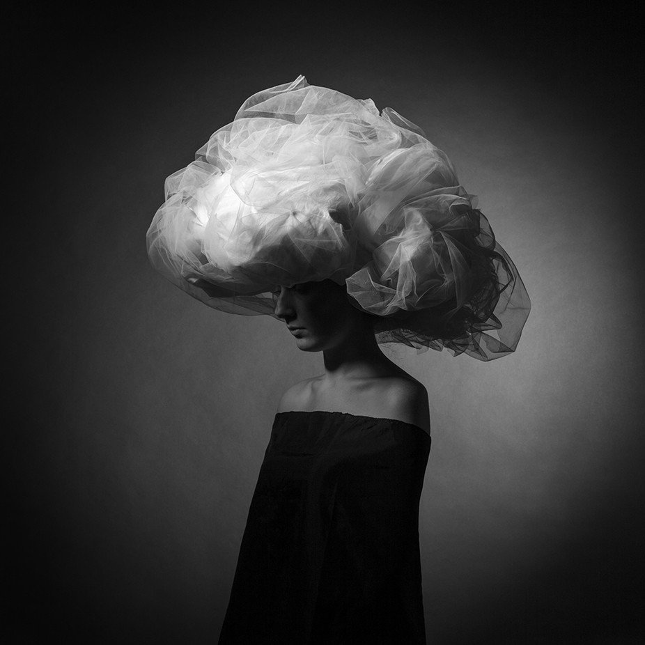 Large white hat 3. by Refat - Creative Reality Photo Contest