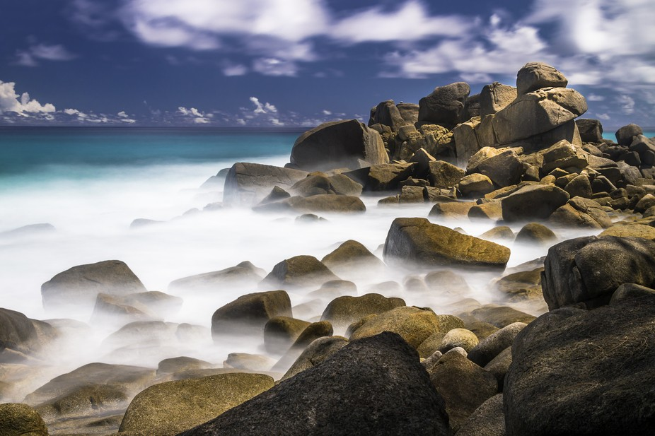 The Grande Police Bay is one of the most spectacular location in the Seychelles. Located near the...
