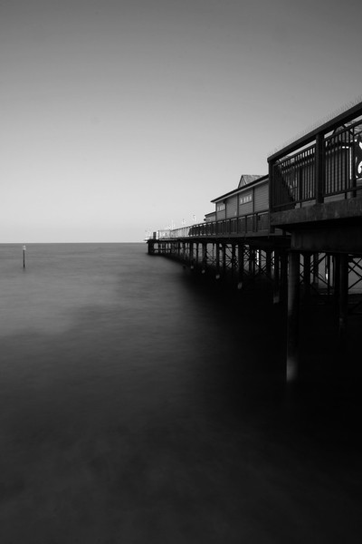 The Grand pier Teignmouth.