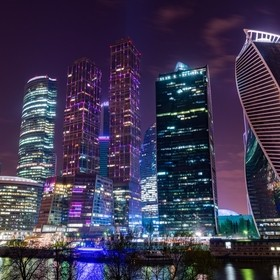Moscow business center II