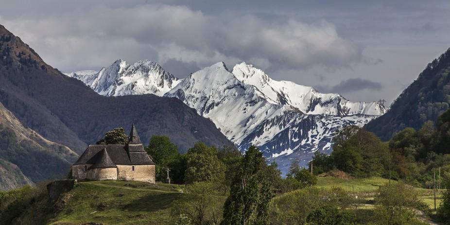 Pyrénées, Saint Savin