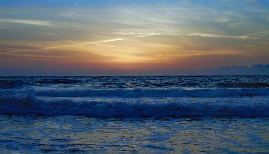 Good Morning, Cape Hatteras National Seashore.