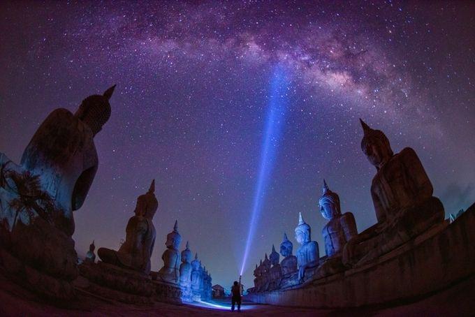 轮回 संसार Saṃsāra by Soljacker - Night Wonders Photo Contest