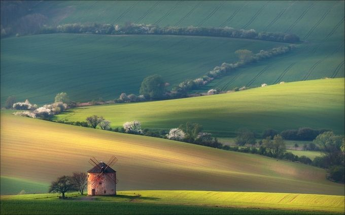 THE MILL by vladsokolovsky - Rural Vistas Photo Contest