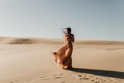 Dreaming of the Desert